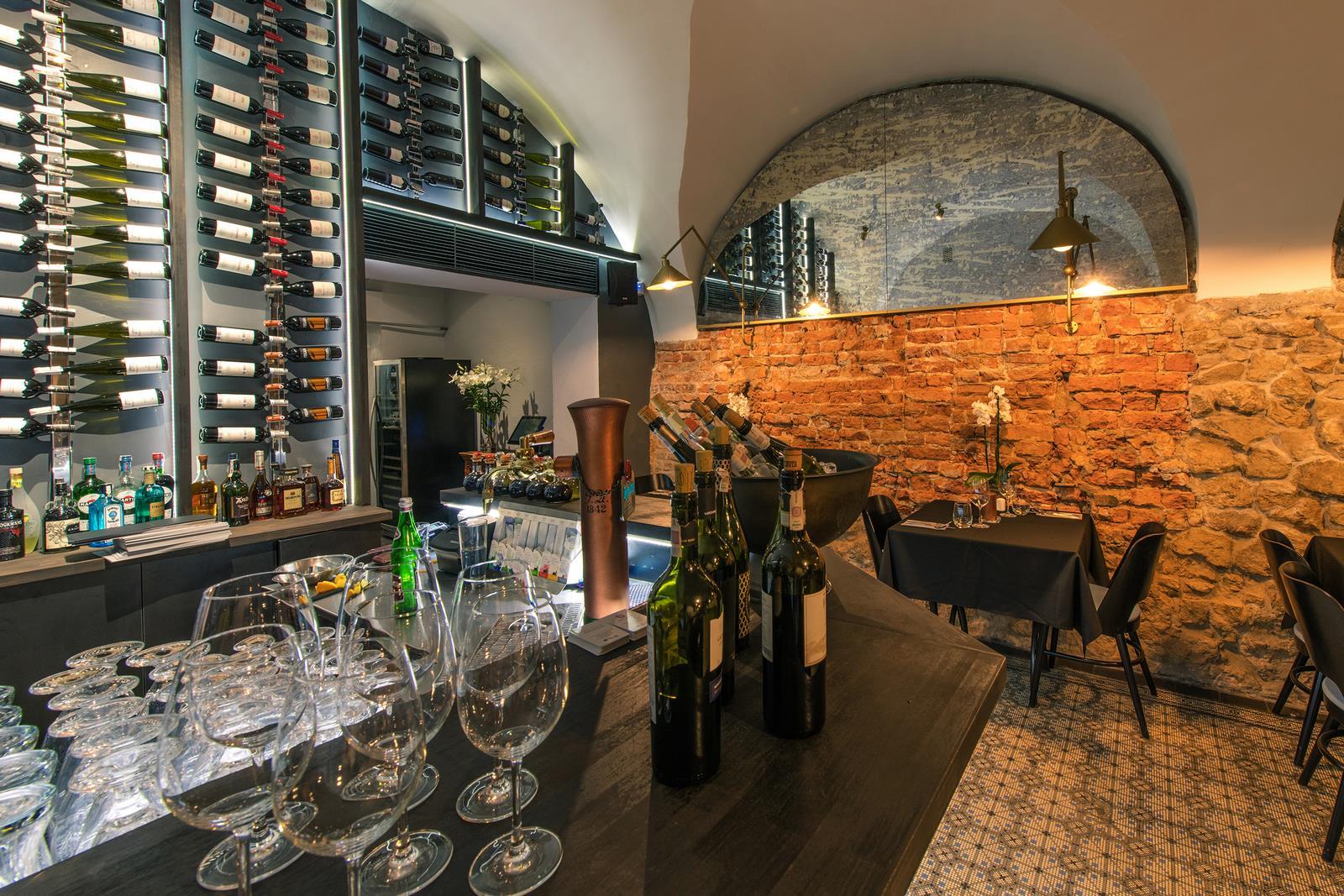 Del Papa Ristorante Włoska Restauracja W Sercu Krakowa